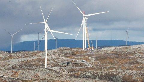 EN KRENKELSE: Reindrifta i Fosen vant fram og fikk konsesjonen til Storheia vindkraftverk kjent ugyldig. Det samme kan skje i Vefsn.