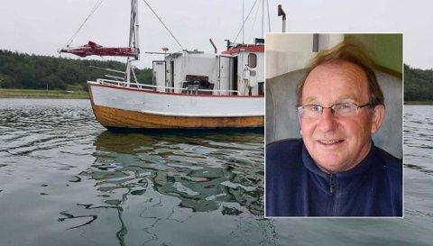 GAMMEL, MEN GOD: Steigensjarken fra 1960-tallet har vært i Kjell Pettersens eie i over 31 år. Nå  leter han etter nye eiere som kan ta båten inn i fremtida. Og han skal ikke ha ei krone for den.