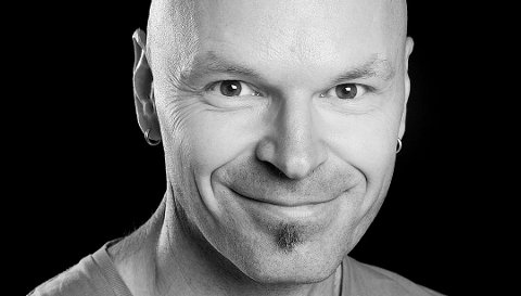 Indre-journalist og 17. mai-taler Øyvind Henningsen.