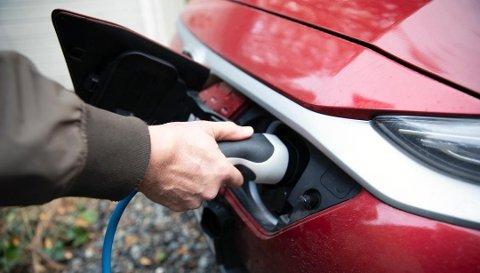 STADIG MINDRE REKKEVIDDEANGST: Rekkevidden på elbiler blir stadig bedre.
