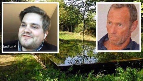 VILLE NEKTE: Tobias Drevland Lund (Rødt) var klar på at han ville stemme for å gi klagen medhold og nekte Ivar Tollefsen bassenget på Tåtøy.