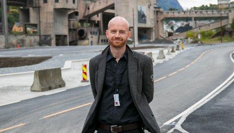 Kristian Bondhus-Jensen er no fast tilsett som kommunalsjef for kultur, næring og samfunn.