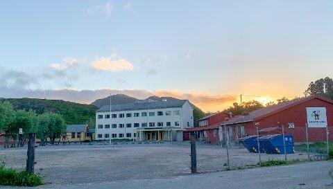 Ballstad skole.