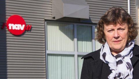 10 000: Over 10 000 egder er permitert på grunn av koronakrisen. Elisabeth Blørstad i Nav Agder sier at arbeidsmarkedet i Agder er mer sårbart enn i resten av landet.