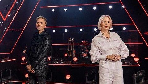 Natan Dagur valgte å samarbeide med Ina Wroldsen i The Voice. Nå er han èn runde unna semifinalen.