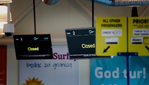 Moss lufthavn Rygge blir lagt ned etter 1. november i år. Det har styret vedtatt.