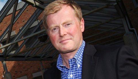 Dag Ekelberg, direktør for næringspolitikk, NHO Service og Handel.