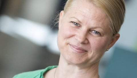 Kristine von Hanno er næringspolitisk rådgiver på avfall i KS Bedrift