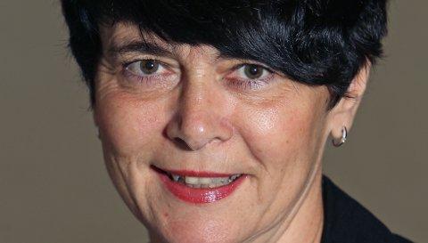 Irene Johansen, Moss. Nestleder i Europabevegelsen