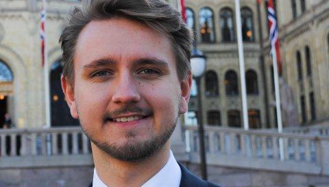 Freddy Andre Øvstegård er stortingsrepresentant for Østfold SV.