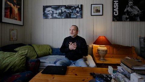 Iver Hølmo var rusmisbruker, men et opphold på Varna Evangeliesenter fikk han ut av det.