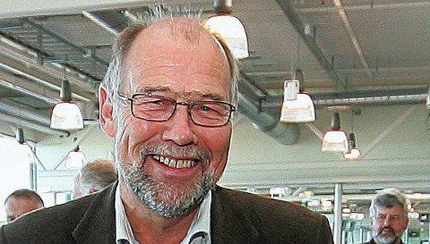 Svein Roald Hansen er stortingsrepresentant for Arbeiderpartiet i Østfold