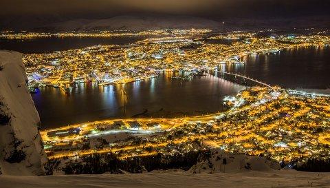 Tromsø kommune har bedt alle rektorer på byens skole om å lage beredskapsplan for å håndtere pandemier. Foto: Yngve Olsen