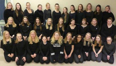 Gjøvik kunst- og kulturskoles ungdomskor
