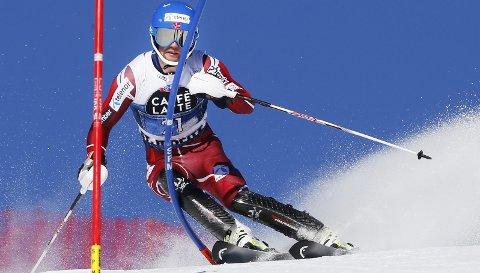 FORBEREDT: Jonathan Nordbotten har unngått skader i oppkjøringen, og stiller godt forberedt i finske Levi. Her fra St. Moritz.BEGGE Foto: Erik Johansen / NTB scanpix