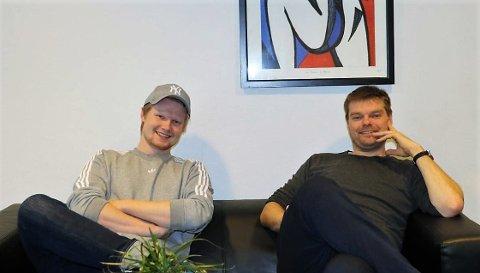 Alltidrenbil.no utvider i Larvik til Joakim Maylove og Jan Steinar Ligaard Falch sin store glede. Fra før har de etablert konseptet sitt på Løkka, men nå til uka er de å finne på Øya også.