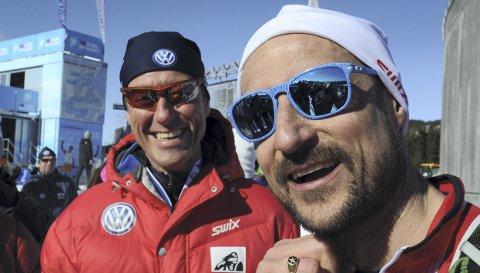 MANGLER SKIMI: - Kronprins Haakon Magnus er en av våre aller beste ambassadører for Birkebeinerrennet, sier Jo Gunnar Ellevold.