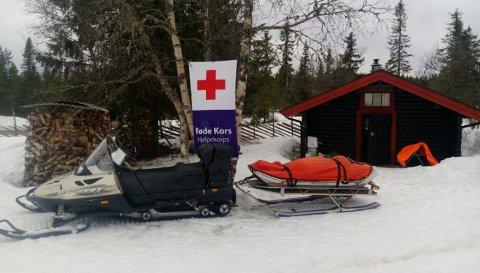 (Foto: Hedmark Røde Kors)