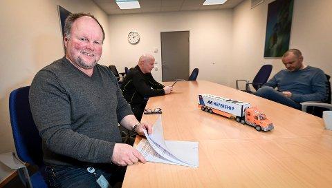 Gruben ILs Leif Sagen er fornøyd med at klubbens hallprosjekt får en ny sjanse.