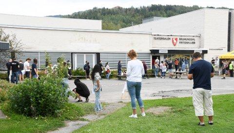 Mer drop-in: Torsdag 30. september inviterer kommunen til en ny runde med drop-in-vaksinering.
