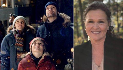 SAMLIVSBRUDD FØR JUL: I TV-serien Stjernestøv på NRK blir vi kjent med Jo og familien hans. Foreldrene Kjersti og Steinar flytter fra hverandre. Historien er gjenkjennelig for familieterapeut Trine Huseby ved Familievernkontoret i Ringerike.