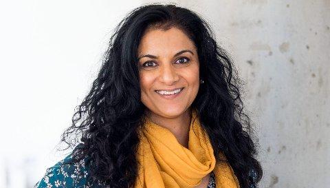 Iffit Qureshi er opptatt av rettferdighet og sier hun har et stort hjerte for andre. Men hun mener det bor en aktivist i henne. Foto: Vidar Sandnes