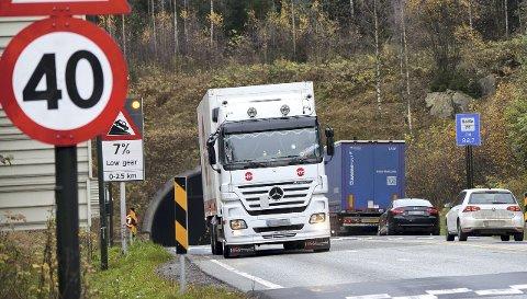 USIKRE MOMENTER: EY og WSP Norge har vurdert risiko og usikkerhet rundt det planlagte tunnelløpet, og konkluderer overordnet at det er relativt god kontroll på geologien. Likevel trekker de frem flere usikkerhetsmomenter.
