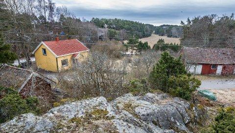 VIL SELGE: Kommunedirektøren vil selge det ferdigregulerte hyttefeltet på Bukkenes samlet på det åpne markedet.