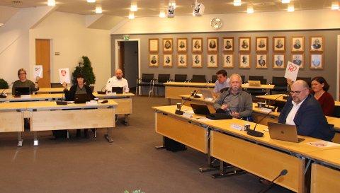 AVSTEMMING: Med seks mot tre stemmer sa formannskapet i Strand torsdag kveld nei til planene om Preikestolen nasjonalpark. Mindretallet besto av Ap, SV og Astrid Norland fra KrF.