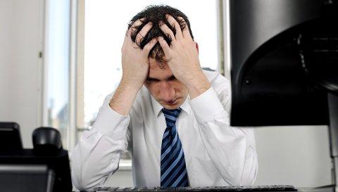 Arbeidsgivere som ønsker seg sunne, glade og produktive ansatte bør utsette arbeidsdagen med minst én time, mener britisk forsker. Foto: Frank May, NTB scanpix/ANB