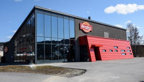 JUNI: Går alt etter planen så åpner Burger King sin restaurant i slutten av juni. Foto: Mari Nymoen