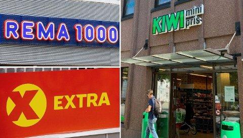 Rema 1000 Kiwi Extra Foto: NTB scanpix/Stein Nervik (Nettavisen)