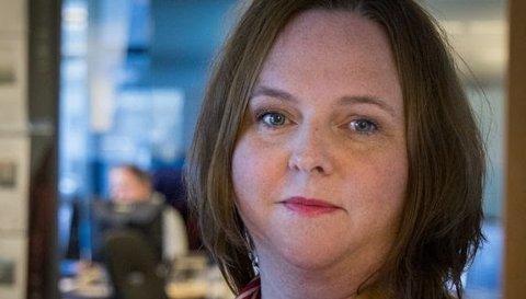 Charlotte Ervik er tilsett som ny distriktsredaktør i NRK Møre og Romsdal.