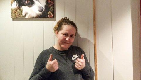 Silvia Sæbø fra Vågstranda i Rauma jobber som matros, er nybakt Joker-millionær – og skal sette i stand sin Volvo 240.