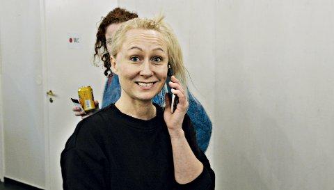 Lise Kristin Kvenseths første møte med Nordic Light International festival of Photography ble hektisk, lærerikt og morsomt.