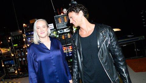 VIDERE: Agnes og Sebastian fra Tønsberg gikk begge videre i The Voice