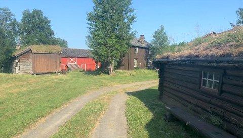BLIR IKKE DET ENESTE: Bygdemuseet i Pulden lå an til å bli Meråkers eneste museum for ett år siden. Nå blir det trolig ett av tre som skal driftes videre. (Arkivfoto)