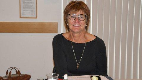 Ordfører Marianne Landaas: Var i møte med Morrow Batteries nylig, men er ikke så sikker på om det betyr at Tvedestrand er en av favorittene. Arkivfoto