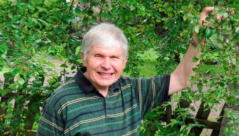 LANGTIDSSERIE:Hugo Parr har fulgt med på bjørkespretten på Rotnes hvert år siden 1978.