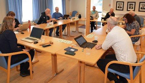 Koronainnsats: Tingvoll formannskap gir virksomhetene en sum til velferdstiltak,  som de ansatte selv avgjør hvordan bruke til felles beste.