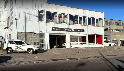 KONKURS: Bruktbilbutikken Dovre Bil har slitt i lengre tid. Nå er selskapet konkurs.