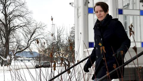 MELDER SEG UT: May-Helene Nilsen blir det tredje kommunestyremedlemmet fra Ap, som den siste kommunestyreperioden har meldt seg ut av partiet.