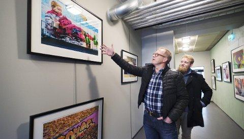 Street2Art: Ugangprosjektet til Eric Ness Christiansen blir utstilling.  Gjermund Hansen, Philantrophoto, er mannen som har fotografert graffitien på Drammens murvegger og laget en utstilling der overskuddet går til vanskeligstilte barn i Drammen. Bildene koster 5.000 kroner stykket.