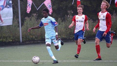 Anas Farah er tatt ut på landslaget.