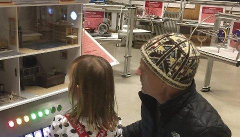 Populært: Nordnorsk vitensenter holder til i Tromsø, og har i tillegg avdeling i Alta. Det populære tilbudet passer alle aldre. Nå kan en avdeling bli etablert også i Narvik. Foto: Nordnorsk vitensenter