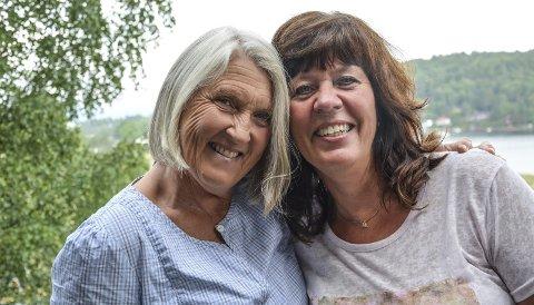 Gull verdt: Tove Tangen er kreftkoordinator i Horten kommune, og har vært en verdifull støtte for Mona Sørum.