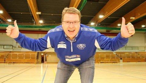 LEDER: Tore Huuse Øwre tar over som leder i Flisa AIL