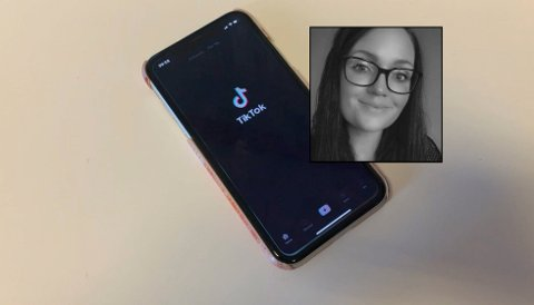 Renate Borg er barnevernspedagog og har fordypet seg i ungdom og sosiale medier. Hun er bekymret for bruken av appen Tiktok.