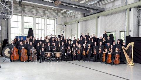 TIL VANG: Oslo-Filharmonien kommer til Vang kirke 16. februar. Foto: C.F. Wesenberg