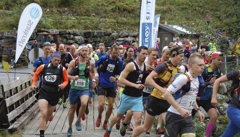 Mauranger: Alt ligg til rette for at mange eliteløparar finn vegen til Mauranger under årets Folgefonna Opp, som går av stabelen laurdag 10. august. foto: Privat